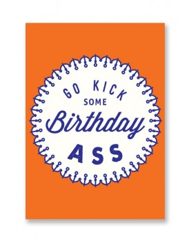 Postkaart happy birthday 11