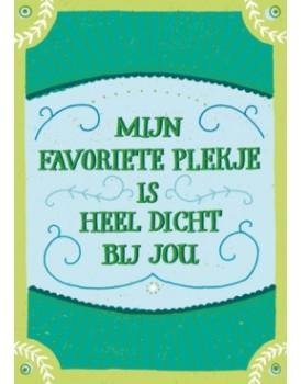 postkaart tekst 5