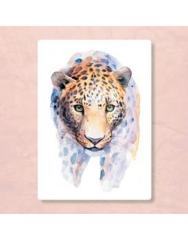 Postkaart panter
