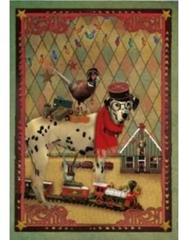 postkaart Kaartje of kip 42