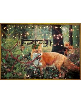 postkaart Kaartje of kip kerst 4