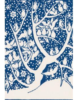 poostkaart kerst 1