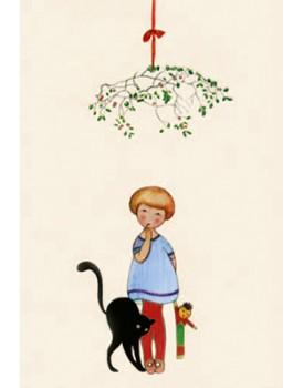 postkaart kerst 4