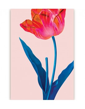 Postkaart flora 1