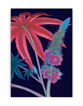 Postkaart flora 15