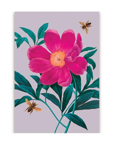 Postkaart flora 3