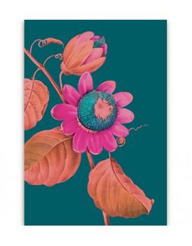 Postkaart flora 5