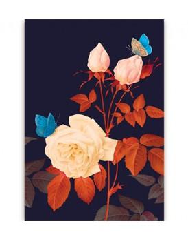 Postkaart flora 9
