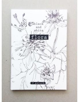 Maartje van den Noort set 10 flora kaarten