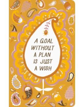 Notebook A Goal