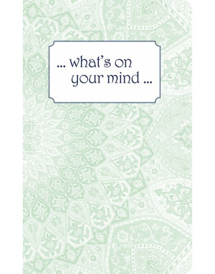 Notebook What's on your mind