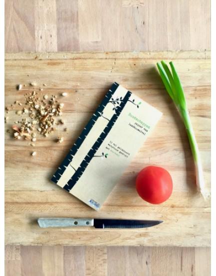 Organic boodschappenlijstje boom
