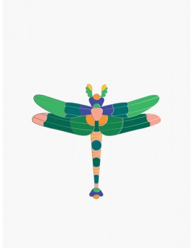 Studio Roof  pin Dragonfly