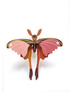 Studio Roof roze komeet vlinder