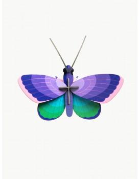 Studio Roof  blauwe koper vlinder