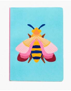 Studio Roof Notebook A6 Honey Bee