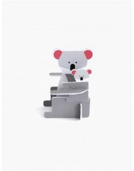 Studio Roof pop out kaart koala