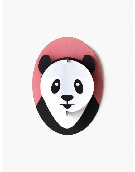 Studio Roof  wall deco panda