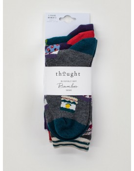 Thought bamboo damessokken giftset jammie