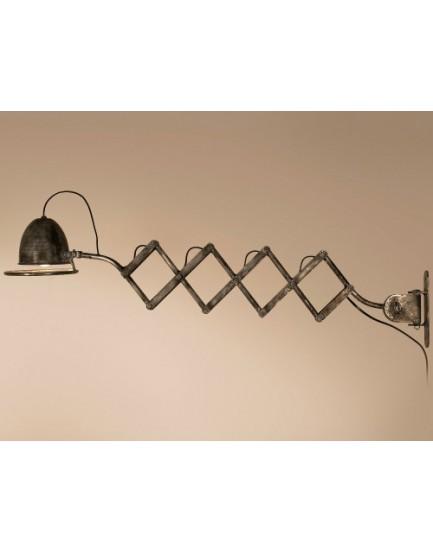 Tierlantijn Frezoli Cimino wandlamp scharend