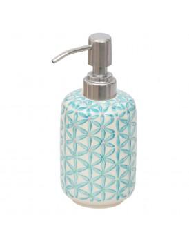 Tranquillo aardewerk zeepdispenser Lou