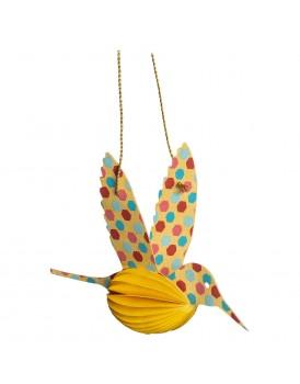 Tranquillo papieren kolibri gold