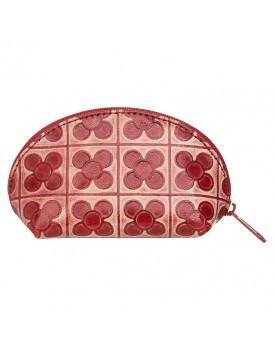 Tranquillo leder portemonnaie rood