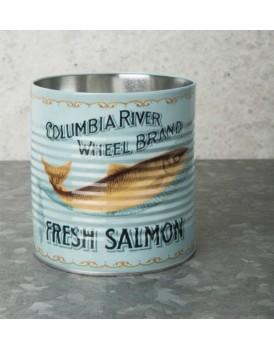 UNC opbergblik salmon