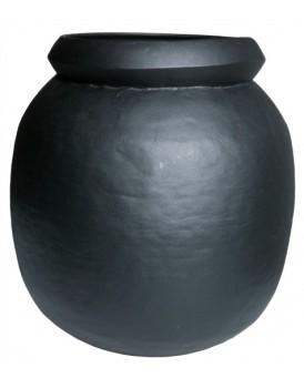 UNC metalen pot