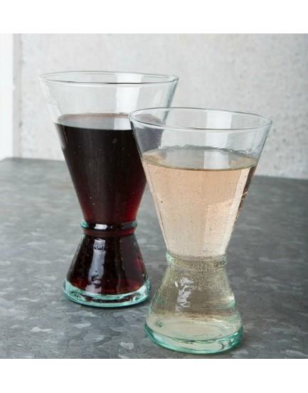 UNC  wijnglas L