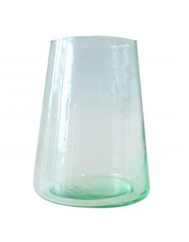 UNC  glazen vaas
