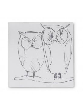 Urban Nature Culture servetten owl